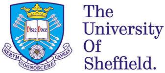 پسورد دانشگاه University of Sheffield